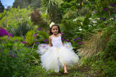 Tutu girl. Stock Photography