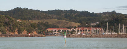 Tutukaka Marina Royalty Free Stock Images