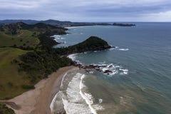 Tutukawa Küste Lizenzfreie Stockbilder