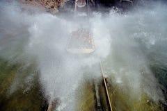Tutuki splash Royalty Free Stock Photos