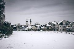 Tutzing Seehof Royalty Free Stock Image