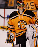 Tuukka Rask, Boston Bruins Fotografie Stock Libere da Diritti