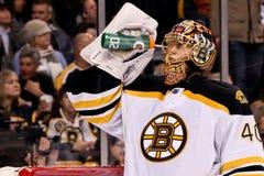 Tuukka Rask Boston Bruins goalie Royalty Free Stock Photos