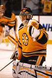 Tuukka Rask Bruins goaltender Stock Photo
