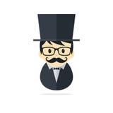 Tuxedo man Royalty Free Stock Images
