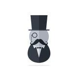 Tuxedo man Stock Image