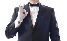 Tuxedo ok Royalty Free Stock Image