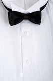 Tuxedo Shirt Background Stock Photos