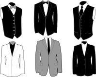 Tuxedo templates Stock Photos