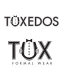 Tuxedos sign Stock Photography