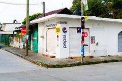 Tuxpan, estado de Veracruz, México imagenes de archivo