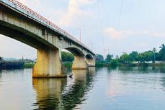 Tuxpan rzeka, Meksyk zdjęcia royalty free