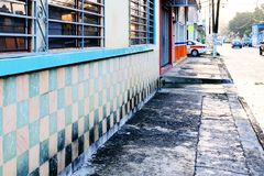 Tuxpan, Veracruz, Mexiko stockfotografie