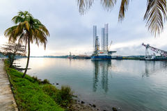 Tuxpan, Veracruz stan, Meksyk zdjęcia stock