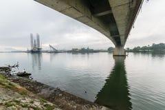Tuxpan Veracruz stat, Mexico Fotografering för Bildbyråer