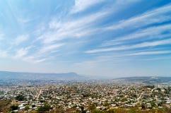 Tuxtla, capital de Chiapas, México Foto de archivo libre de regalías