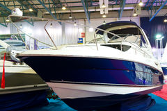 Tuyap Istanbul Boat Show Stock Images