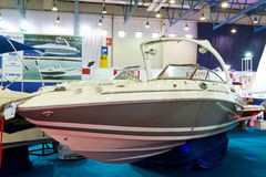 Tuyap Istanbul Boat Show Royalty Free Stock Photography
