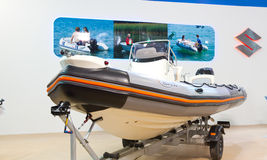 Tuyap Istanbul Boat Show Royalty Free Stock Image