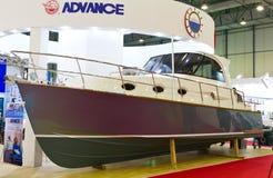 Tuyap Istanbul Boat Show Royalty Free Stock Photo