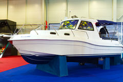 Tuyap Istanbul Boat Show Stock Photo