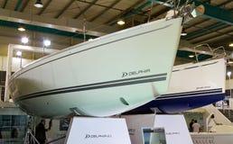 Tuyap Istanbul Boat Show Stock Photo