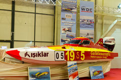 Tuyap Istanbul Boat Show Royalty Free Stock Images
