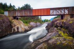 Tuyau Bru Norway photographie stock libre de droits