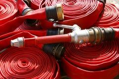 Tuyau d'incendie images libres de droits