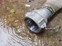 Tuyau de l'eau Photos libres de droits