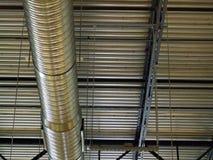 Tuyau de plafond Image libre de droits