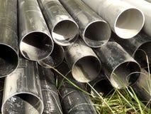 Tuyaux de drainage images stock
