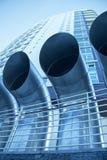 Tuyaux de ventilation Image libre de droits
