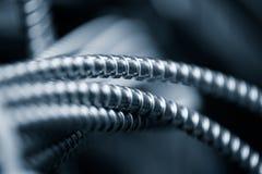 Tuyaux en métal Image libre de droits