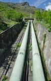 Tuyaux hydrauliques Image libre de droits