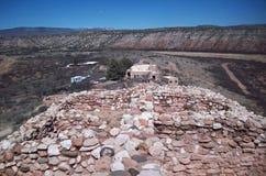 Tuzigoot National Monument Royalty Free Stock Image