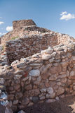 Tuzigoot National Monument Royalty Free Stock Photography