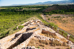 Tuzigoot National Monument Stock Photography