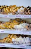 Tuziny donuts Fotografia Stock