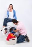 tvätt Royaltyfri Foto