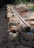Tvätteri i kloster av Santa Catalina Fotografering för Bildbyråer