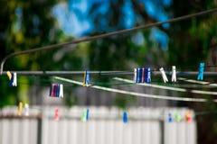 Tvätteri runt om den Brisbane staden i Queensland, Australien Australien är en kontinent som lokaliseras i den södra delen av jor arkivfoto
