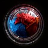 tvätteripåfyllning Arkivfoto