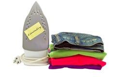 tvätteriservice Arkivbild