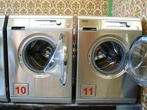 tvättinrättning Royaltyfri Foto