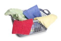 Tvättkorg Royaltyfria Bilder