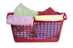 Tvättkorg Royaltyfri Bild