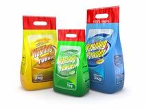 Tvättpulver Royaltyfri Foto