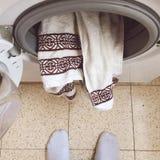 Tvättstuga Arkivfoton