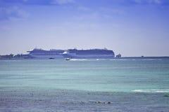Storslagen Cayman arkivbild